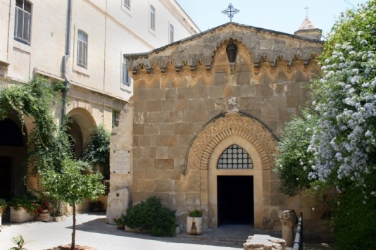 2. Church of Condemntion and Flagellation