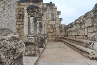 The ancient synagogue